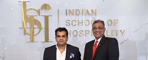 Set to transform higher education, Indian School of Hospitality celebrates its grand opening - Yahoo News