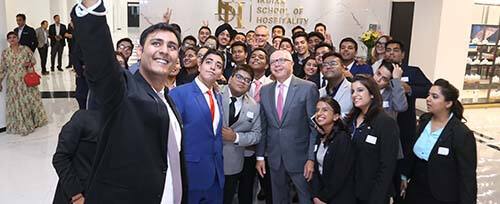 Set to Transform Higher Education, Indian School of Hospitality Celebrates Its Grand Opening - Skill Outlook