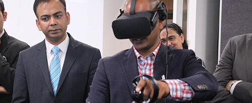 ISH partners with TRANSFRVRTM to promote VR technology in Hospitality Education and Industry