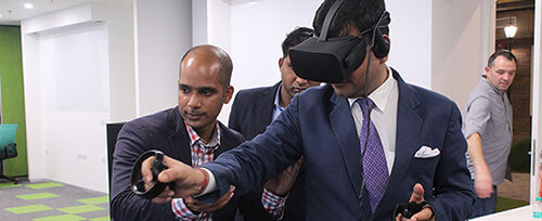 Indian School of Hospitality showcases Virtual Reality Technology for Hospitality Education and Industry